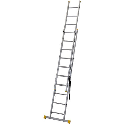 Image for Werner ExtensionPLUS™ X3 2.97m Double Box Section Reform Combination Ladder from StoreName
