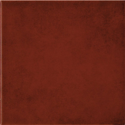 Image for Parian Glazed Porcelain Wall & Floor Tile - Red - 142 x 142mm - 12 pack from StoreName