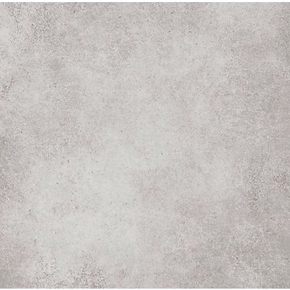 Image for Parian Glazed Porcelain Wall & Floor Tile - Mid Grey - 142 x 142mm - 12 pack from StoreName