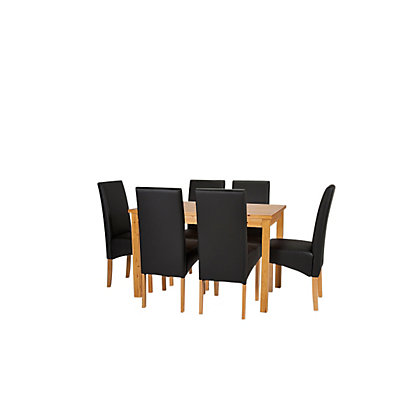 Dining Tables Amp Dining Table Sets For Sale Online At Homebase