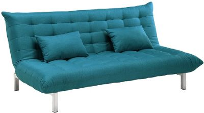 Durdham Fabric Sofa Bed Teal