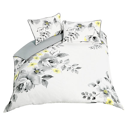 Heart Of House Sofia Floral Bedding Set Double