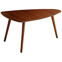Habitat Joyce Acacia Occasional Coffee Table.