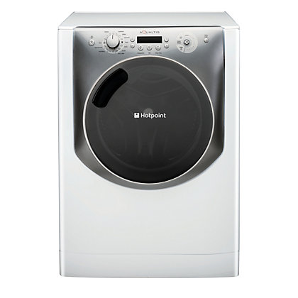 Image for Hotpoint Aqualtis AQ113F 497E Washing Machine - White from StoreName