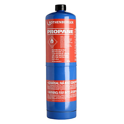 Image for Rothenberger Disposable Propane Gas Cylinder from StoreName