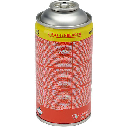 Image for Rothenberger Disposable Propane/Butane Mix Gas 175g from StoreName