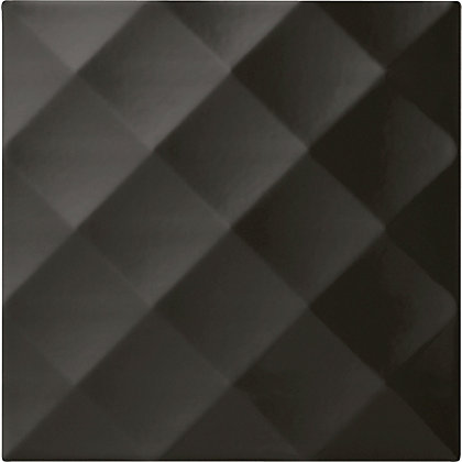 Image for Conran Ridge Black Ceramic Wall Tile 25 pack from StoreName