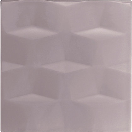 Image for Conran Facet Poise Ceramic Wall Tile 25 pack from StoreName
