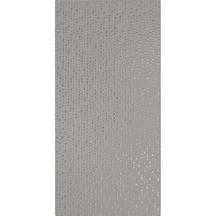 Image for Studio Conran Point Glazed Ceramic Wall Tile Smoke Gloss & Satin - 248 x 498mm - 8 pack from StoreName