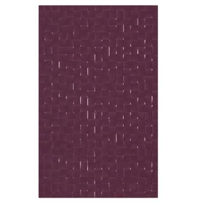 Studio Conran Hartland Glazed Ceramic Wall Tile Plum Gloss