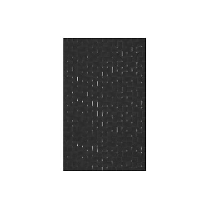 Image for Studio Conran Hartland Glazed Ceramic Wall Tile Black Gloss - 248 x 398mm - 10 pack from StoreName