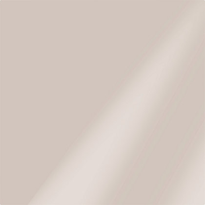 Image for Studio Conran Plain Glazed Ceramic Wall Tile Putty Gloss - 198 x 198mm - 25 pack from StoreName