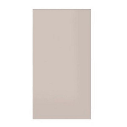 Image for Studio Conran Plain Glazed Ceramic Wall Tile Putty Satin - 248 x 498mm - 8 pack from StoreName