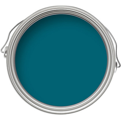 Image for Dulux Feature Wall Teal Tension - Matt Emulsion Paint - 1.25L from StoreName