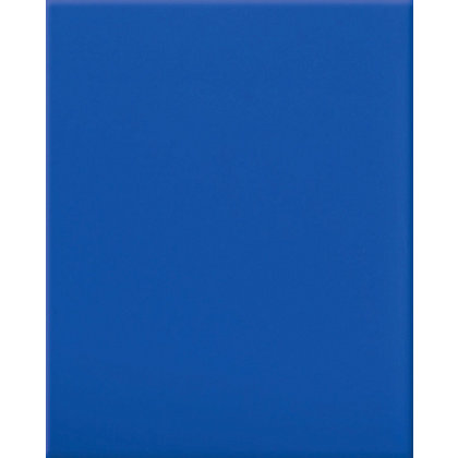 Image for Impact Toughened Glass Self Adhesive Splashback Cobalt - 600 x 750mm from StoreName
