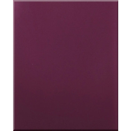 Image for Impact Toughened Glass Self Adhesive Splashback Aubergine - 600 x 750mm from StoreName