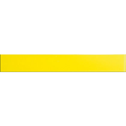 Image for Impact Glass Self Adhesive Upstand Lemon - 1000 x 140mm from StoreName