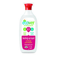 Ecover Pomegranate and Lime Washing Up Liquid - 500ml