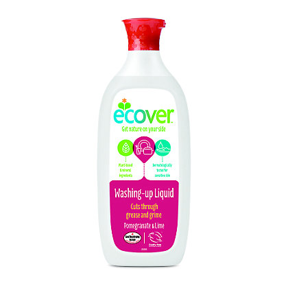 Image for Ecover Pomegranate and Lime Washing Up Liquid - 500ml from StoreName