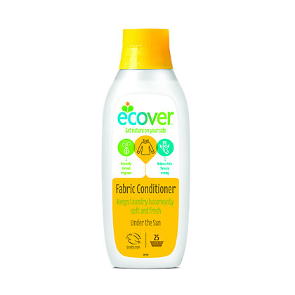 Image for Ecover Under the Sun Fabric Conditioner - 750ml from StoreName
