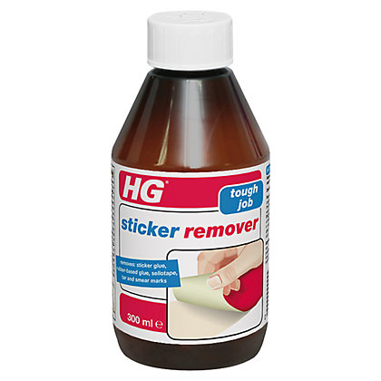 Image for HG Sticker Remover - 250ml from StoreName