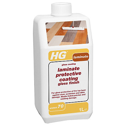 Image for HG Laminate Protective Gloss Finish - 1L from StoreName
