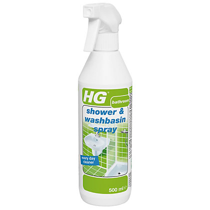 Image for HG Shower and Washbasin Spray - 500ml from StoreName