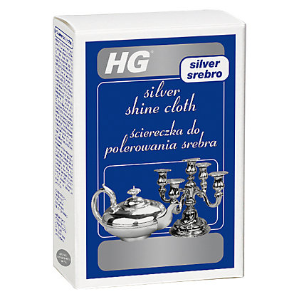 Image for HG Silver Shine Cloth from StoreName