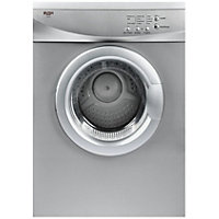 Bush V6SDS Vented Tumble Dryer - Silver/Exp Del.