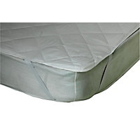 Slumberdown Anti-Bacterial Mattress Protector - Kingsize.
