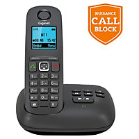 Gigaset A550A Cordless Telephone with Answer M/c. - Single.