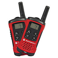 Motorola Talker T40 4km Range. 2-Way Radio - Twin.