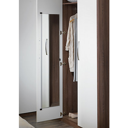Image for Door Mounted Mirror from StoreName