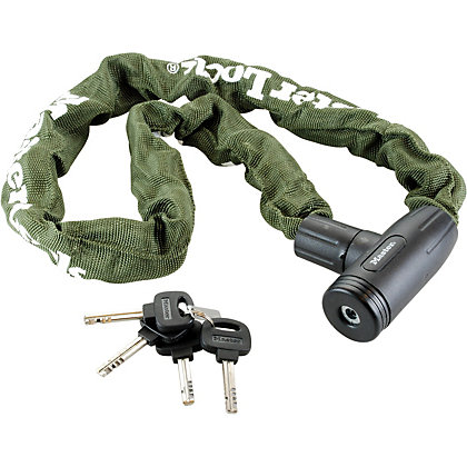 Image for Master Lock Covered Chain Lock - 1.5m x 8mm from StoreName