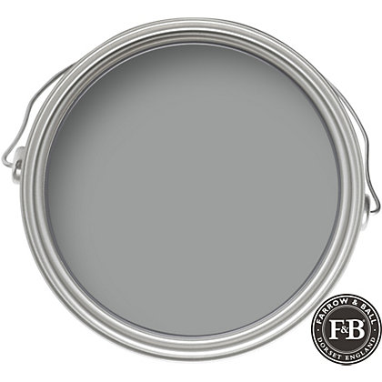 Image for Farrow & Ball No.265 Manor House Gray - Exterior Egg Shell Paint - 2.5L from StoreName