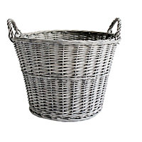 Mansion Wicker Basket