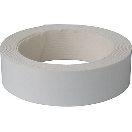 Image for Iron On Edging Strip - White - 2443 x 19mm from StoreName