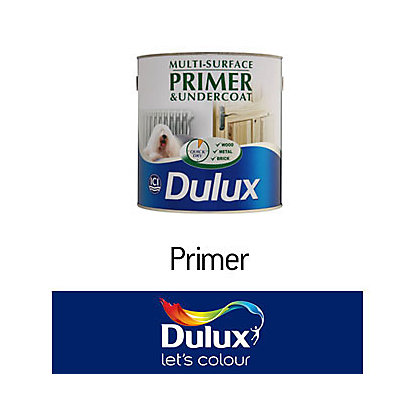 Image for Dulux Multi - Surface Primer and Undercoat - 250ml from StoreName