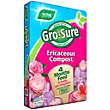 Gro-Sure Ericaceous Compost with 4 Months Feed - 50L