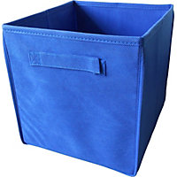 Non-Woven Storage Box - Blue