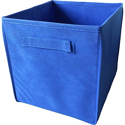 Image for Non-Woven Storage Box - Blue from StoreName