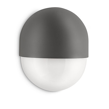 Image for Philips myGarden Forest Wall light - Black from StoreName