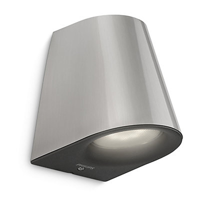 Image for Philips myGarden Virga LED Wall light - Chrome from StoreName