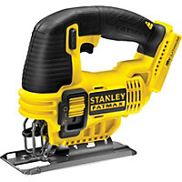 Stanley FatMax 18V Li-Ion Electric Jigsaw - FMC650B - Bare Unit