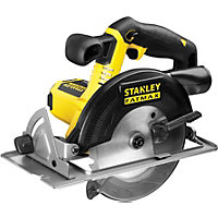 Stanley FatMax 18V Li-Ion 165mm Electric Circular Saw - FMC660B - Bare Unit