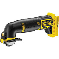 Stanley FatMax 18V Li-ion Oscillating Cutting Tool - FMC710B - Bare Unit
