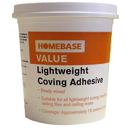 Image for Value Lightweight Coving Adhesive - 1L from StoreName