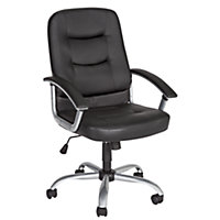 Carter Office Chair - Black