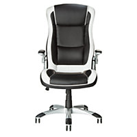 Dexter Chair - Black and White.
