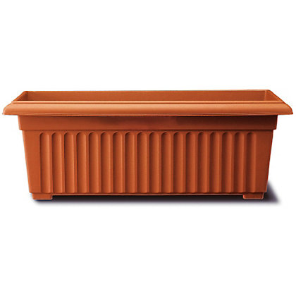 Image for Corinth 30cm Patio Trough - Terracotta from StoreName